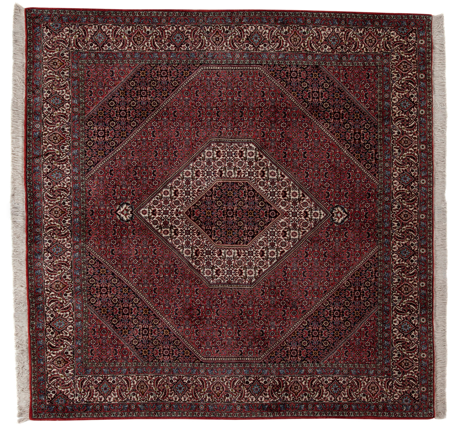 Wool Hand Knotted Persian Rug