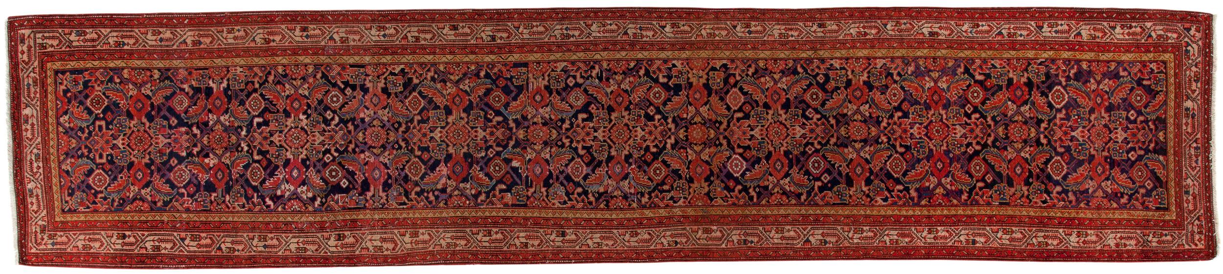 Classic Art Persian Style Runner
