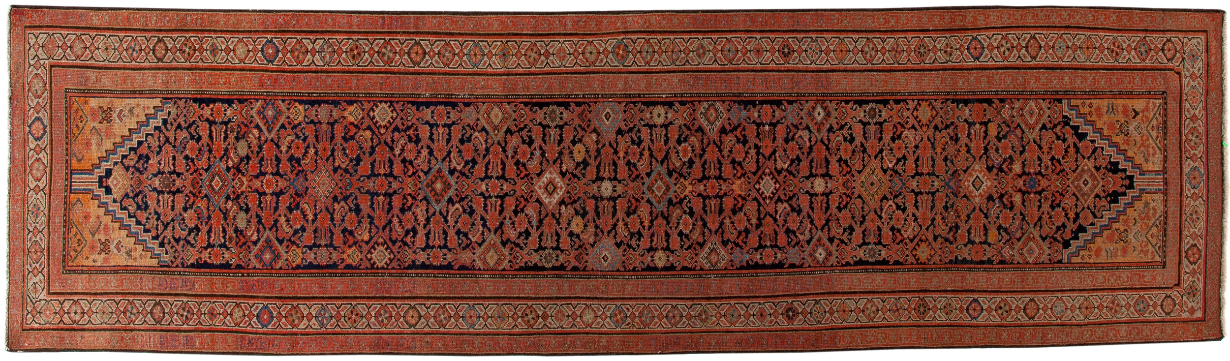 Antique Persian Style Runner