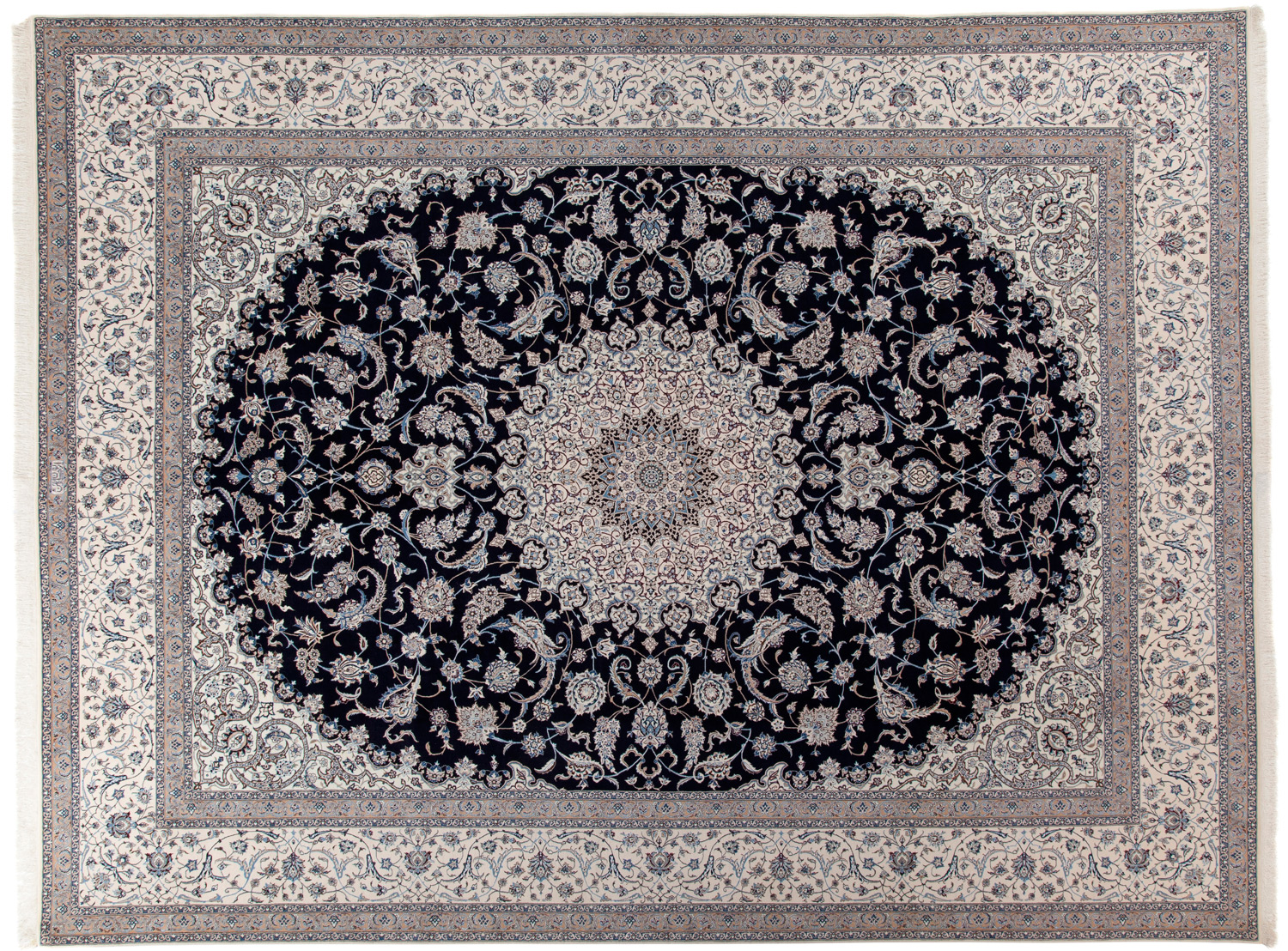 Fine Quality Signature Persian Rug