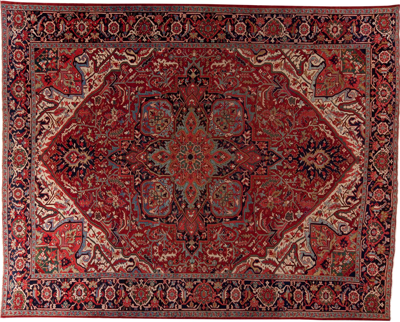Classic Carpet Weaving Persian Rug