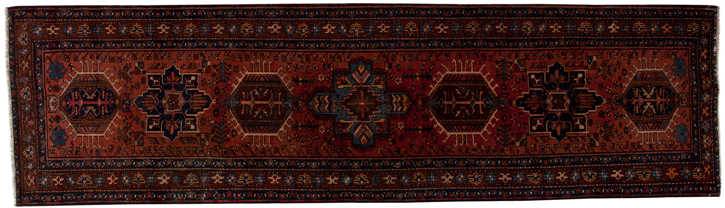Wool Old Style Persian Rug