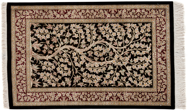 Garden Scene Persian Rug