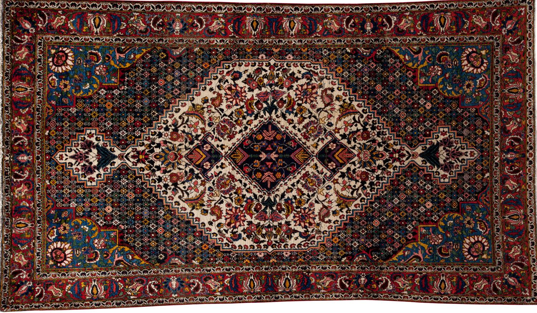 Persian Bakhtiari-Style Rug