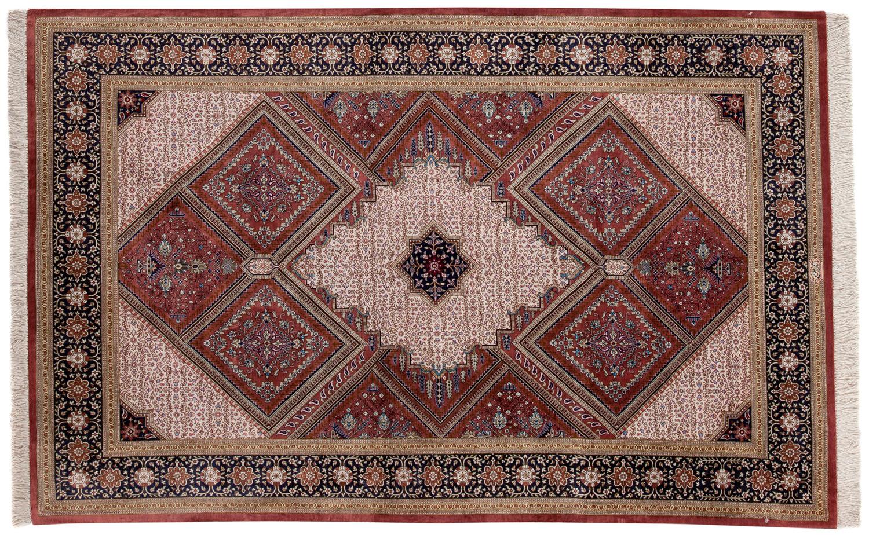 Silk Persian Rug