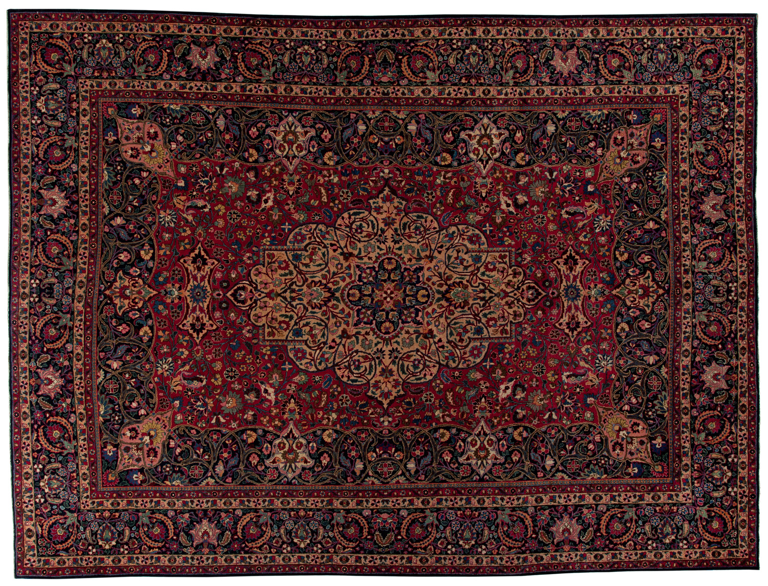 Old Persian Style Rug